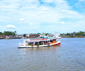 Motorboat 40 passengers