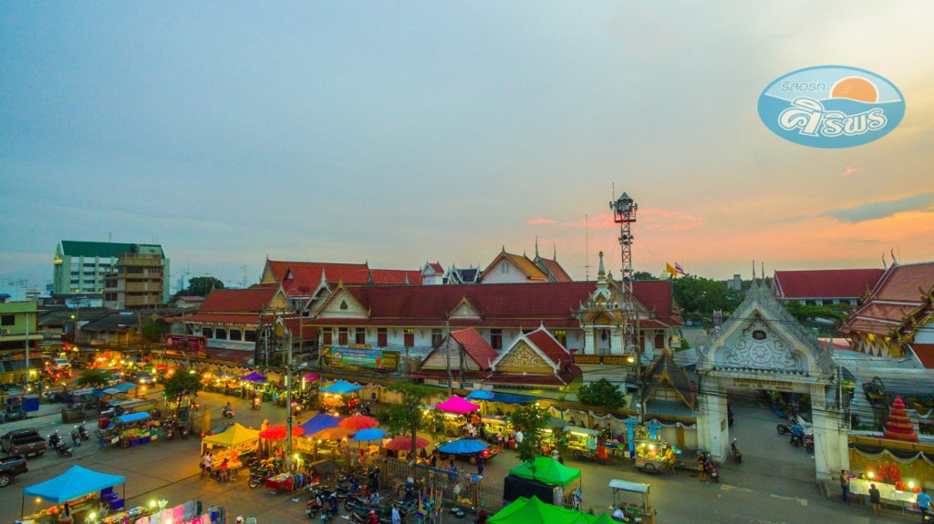 วัดเพชรสมุทรวรวิหาร (Wat Phet Samut Worawihan)