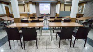 ห้องประชุม สัมมนา สูงสุด 60 ท่าน